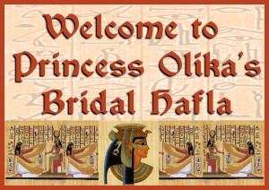 Olika bridal shower poster